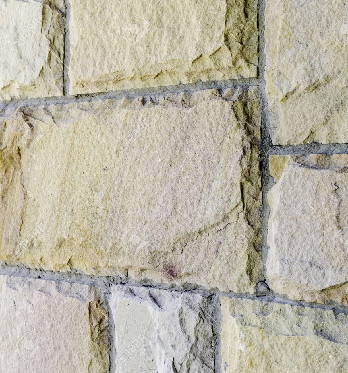 Muro Fatto In Pietra sfondo di pietra muro fatto con blocchi
