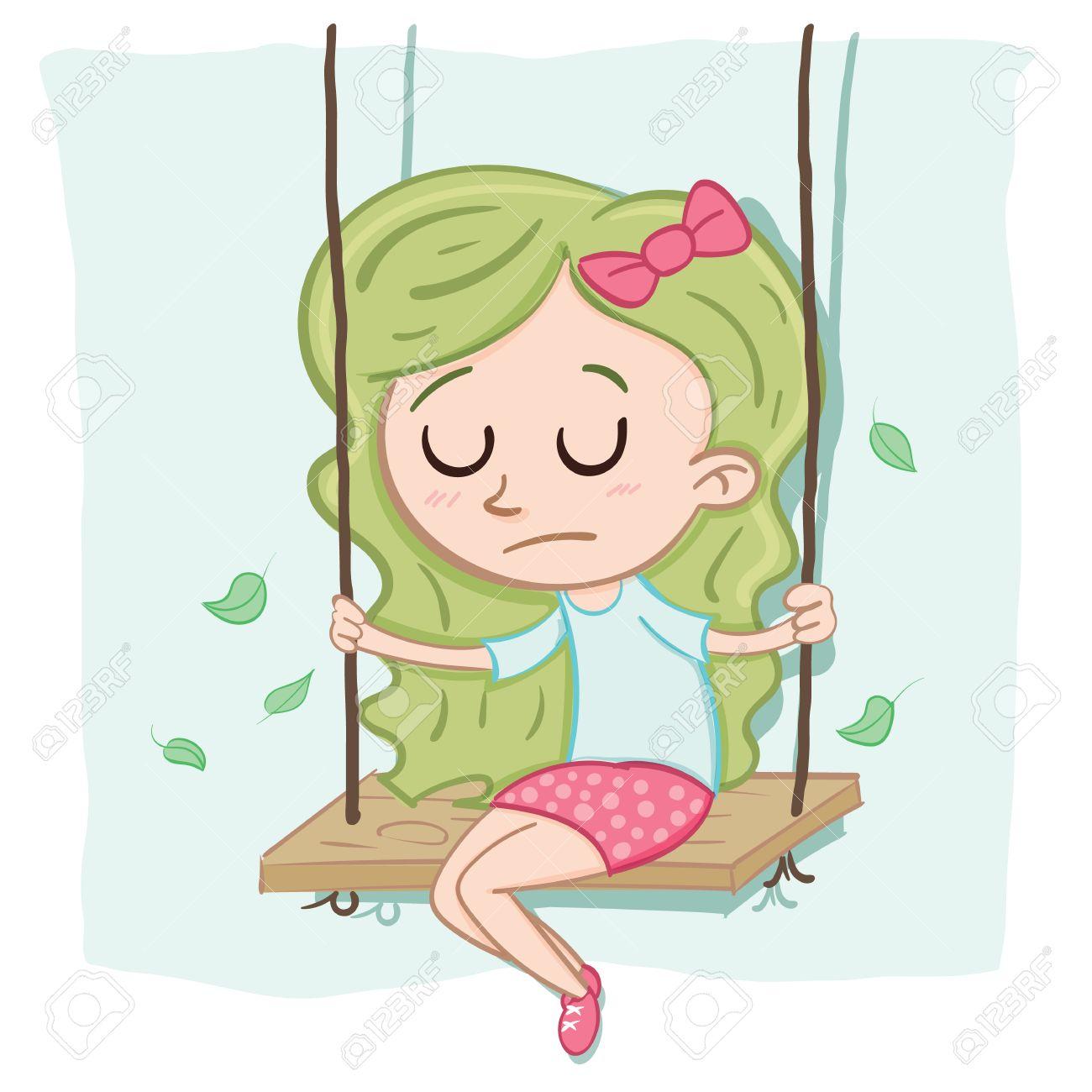 Alone Cartoon
