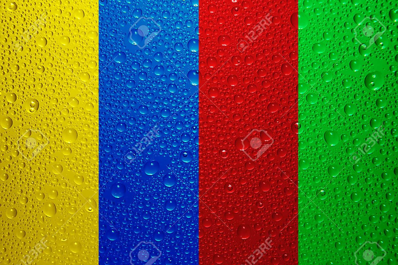 rosso giallo verde blu