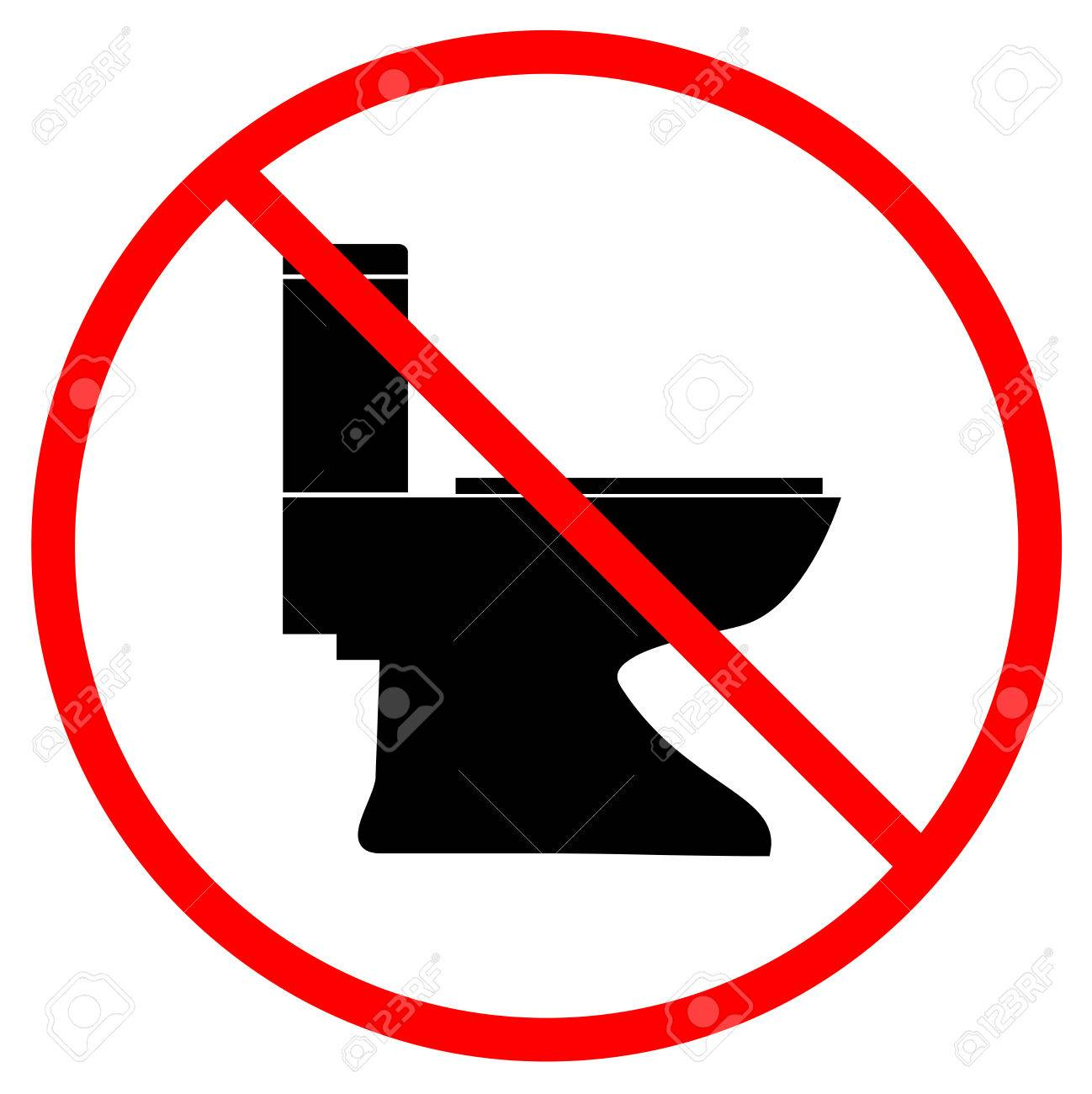 No toilet icon in red circle on white background symbol warning no toilet icon in red circle on white background symbol warning no do toilet buycottarizona Image collections