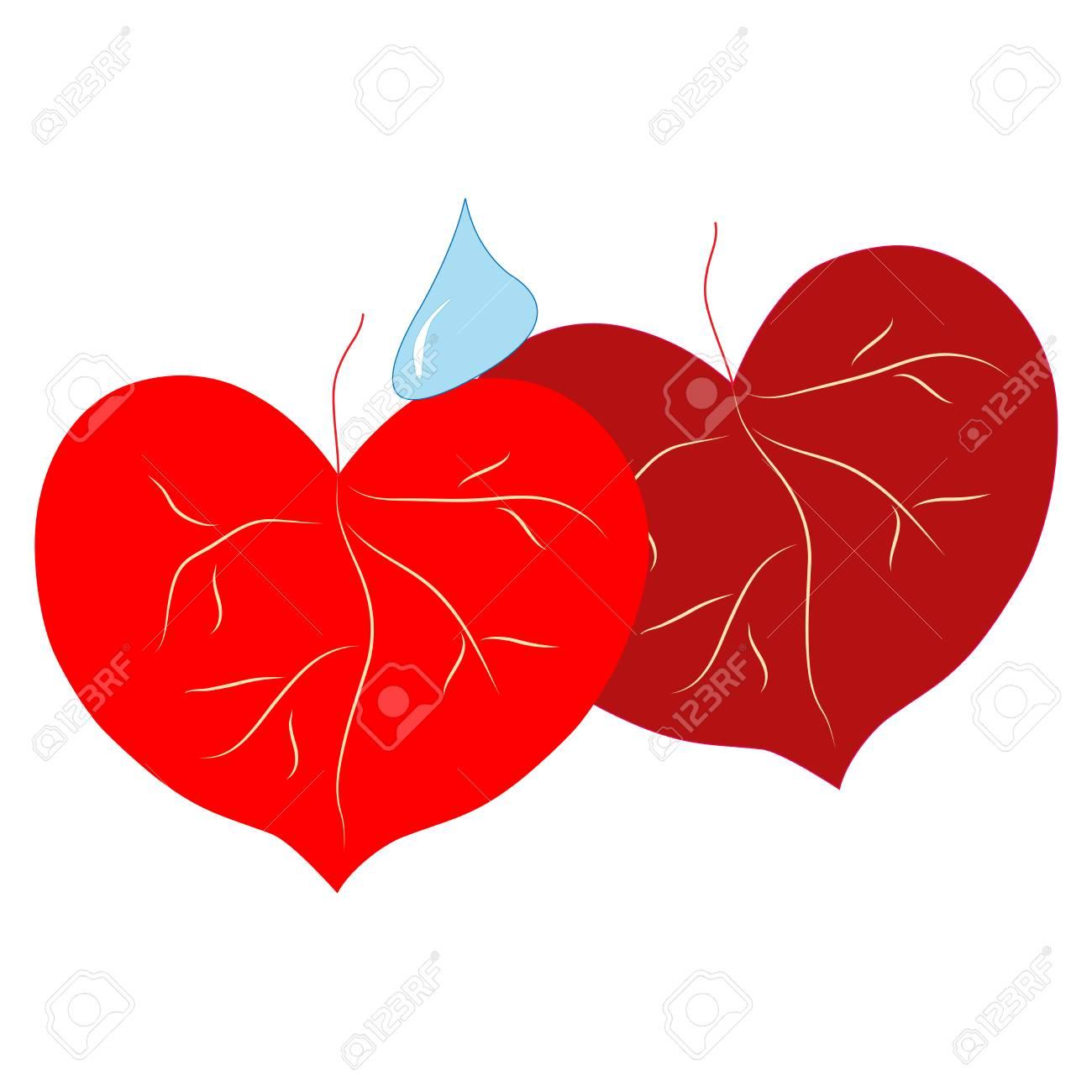 Wunderbar Herz Ppt Vorlage Bilder - Beispielzusammenfassung Ideen ...