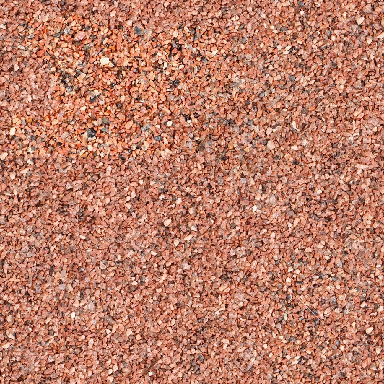 Background Texture From Red Sand Seamless Square Texture Tile