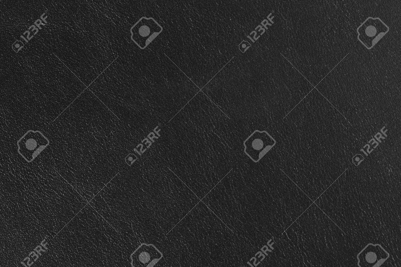 Black leather texture closeup detailed background. High resolution photo. - 69241841