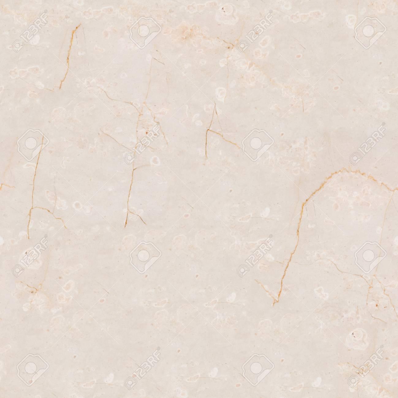 Beige Licht Warm Trani Marmor Stein Natürlichen Oberfläche Für Bad Oder  Küche Arbeitsplatte. Nahtlose Quadratischen
