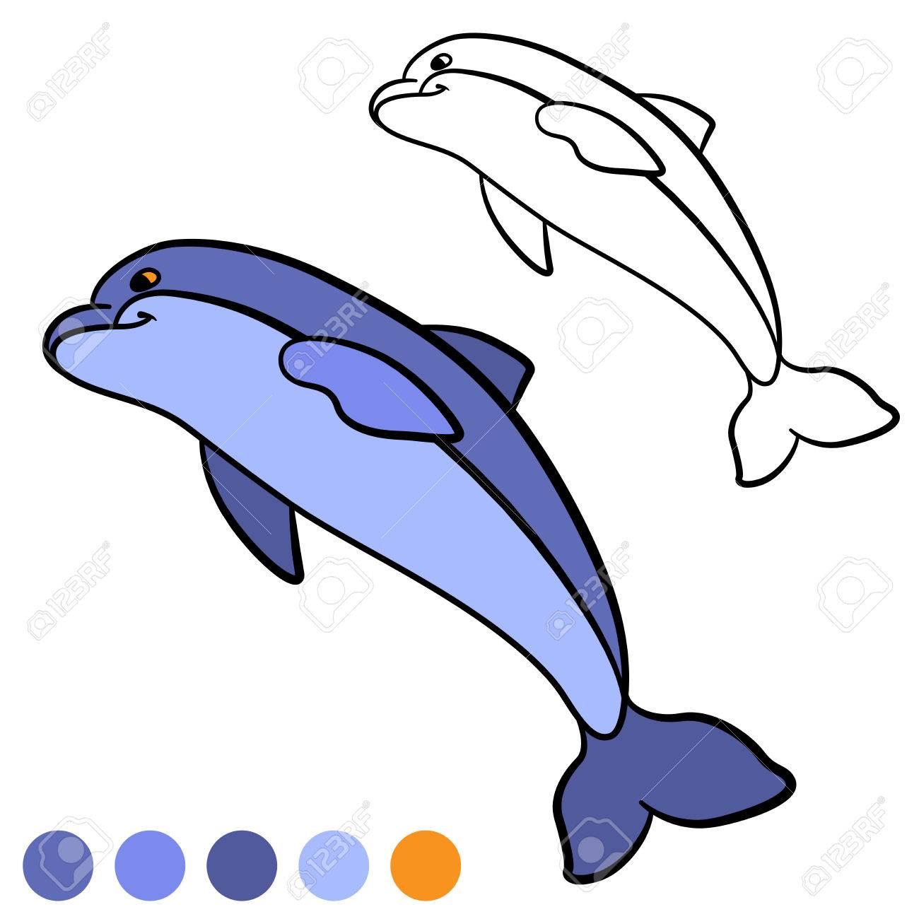 Großzügig Süße Delphin Malvorlagen Galerie - Malvorlagen-Ideen ...