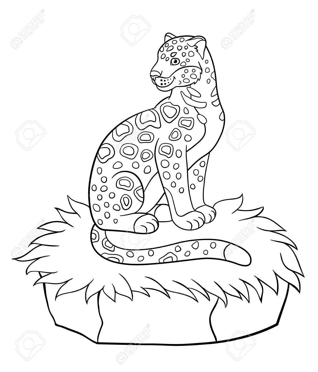 Wunderbar Baby Jaguar Malvorlagen Zeitgenössisch - Ideen fortsetzen ...