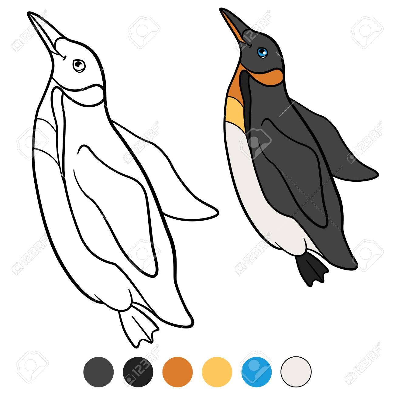 Großzügig Süsse Pinguin Malvorlagen Bilder - Entry Level Resume ...