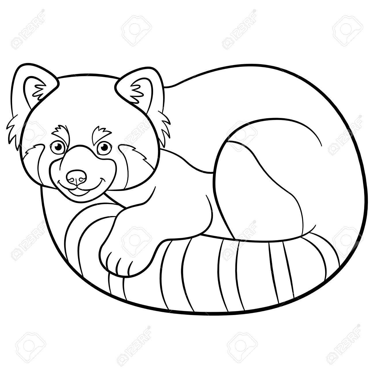 Ungewöhnlich Süße Panda Malvorlagen Fotos - Malvorlagen Von Tieren ...