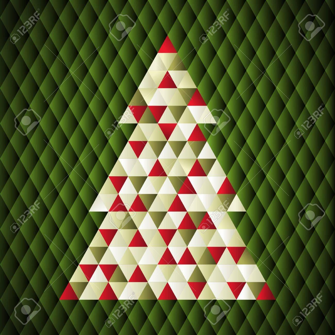 Christmas background. Vector illustration. Stock Vector - 16212982