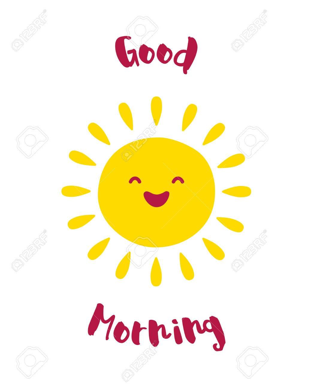 Unique Cartoon Good Morning Image