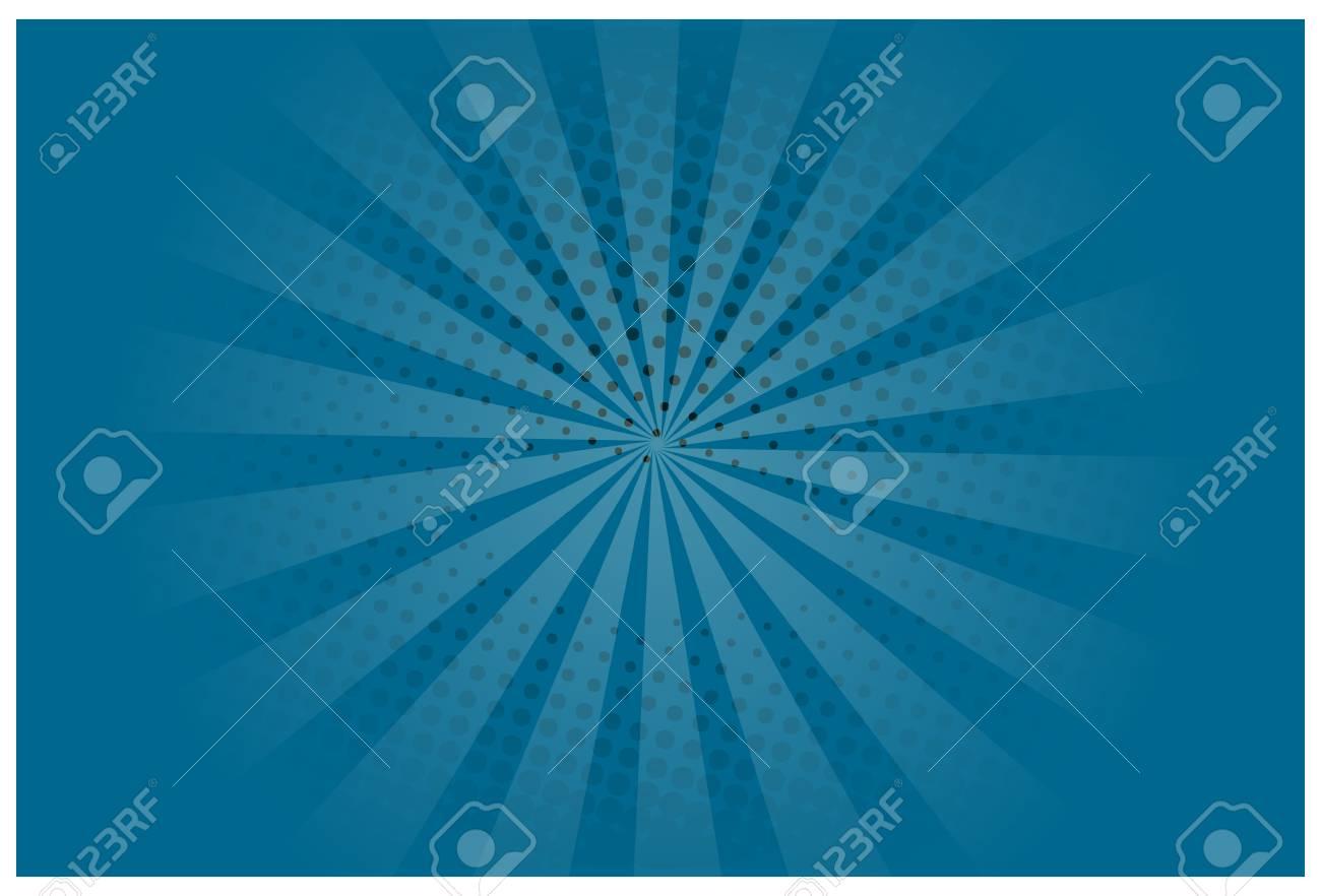Blue grunge background - 58014775