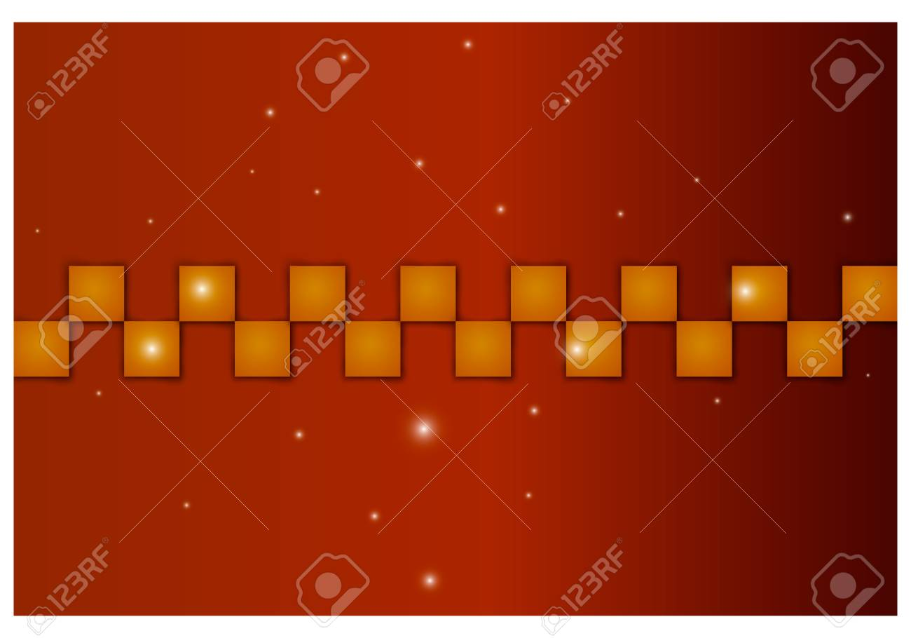 abstract background with squares - 58014933