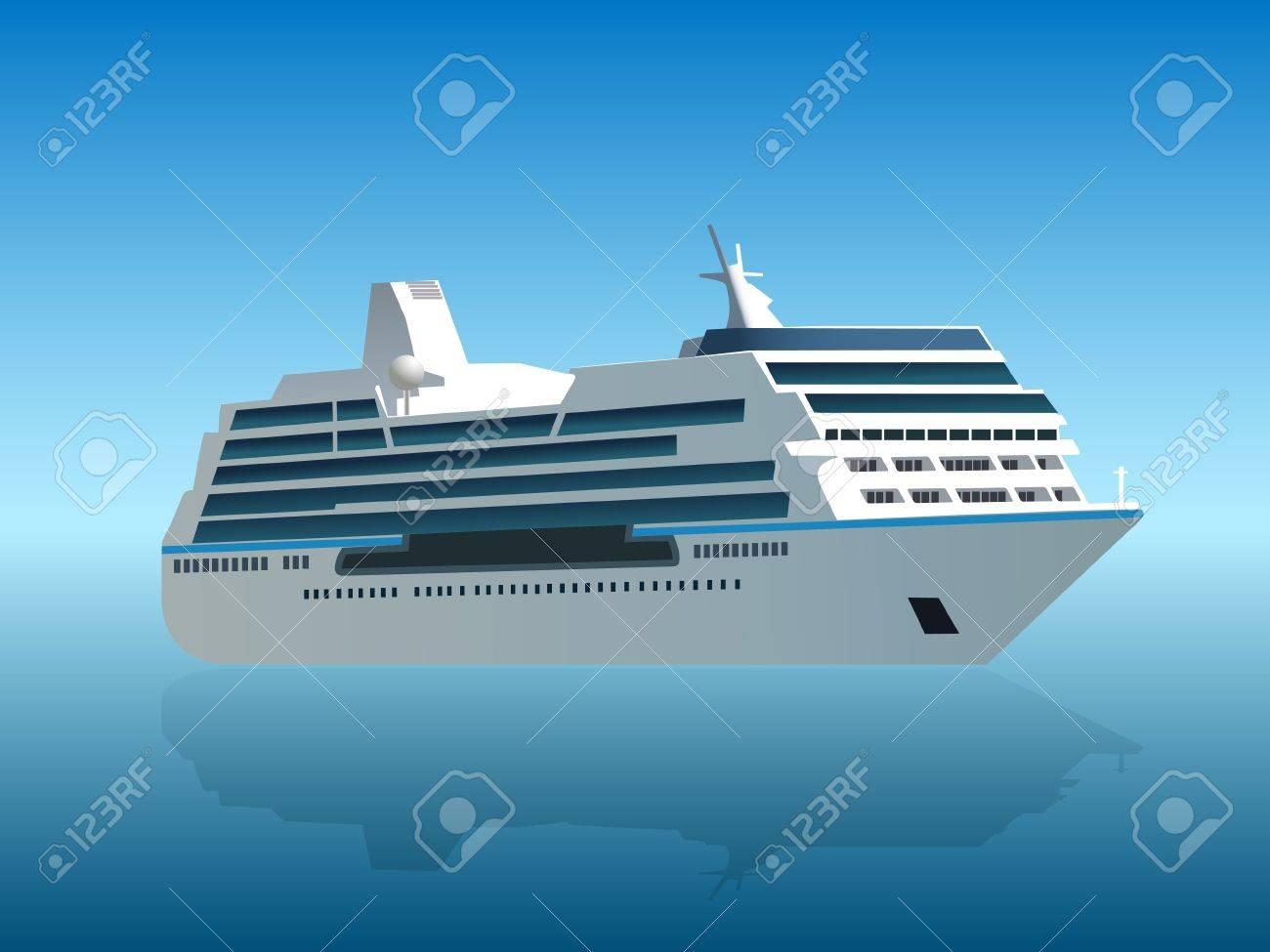 cruise ship - 9231796