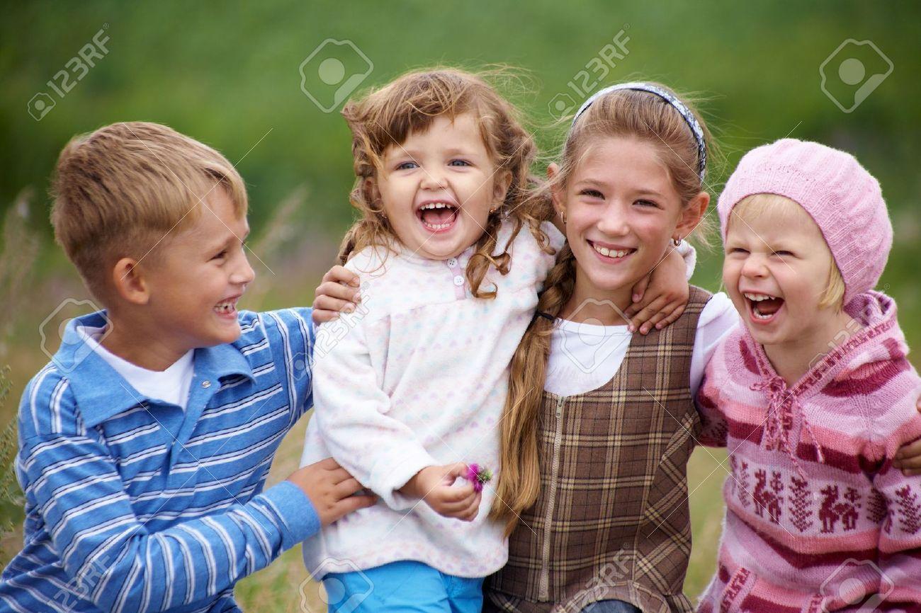 Фото детей в сл