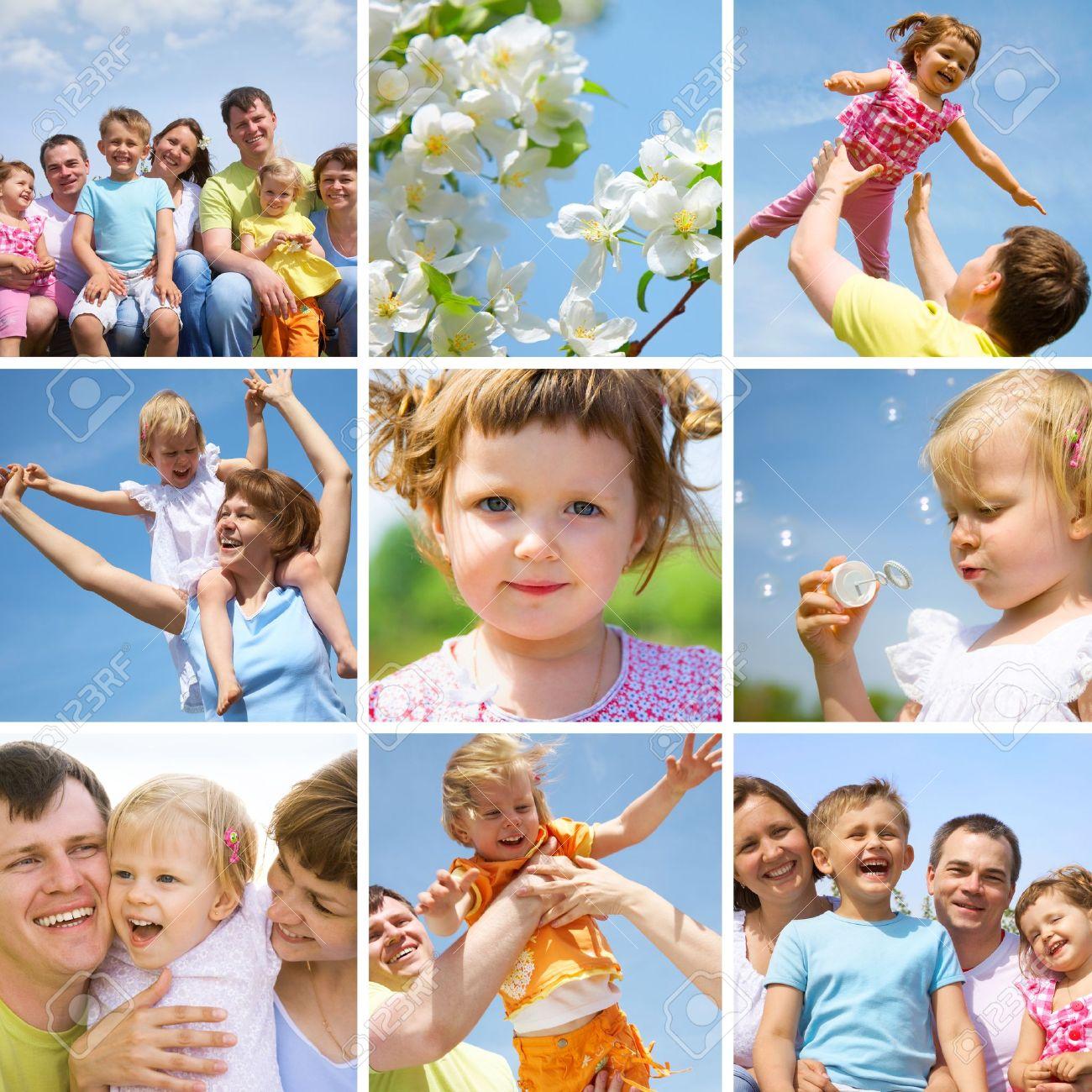 Коллаж для детей
