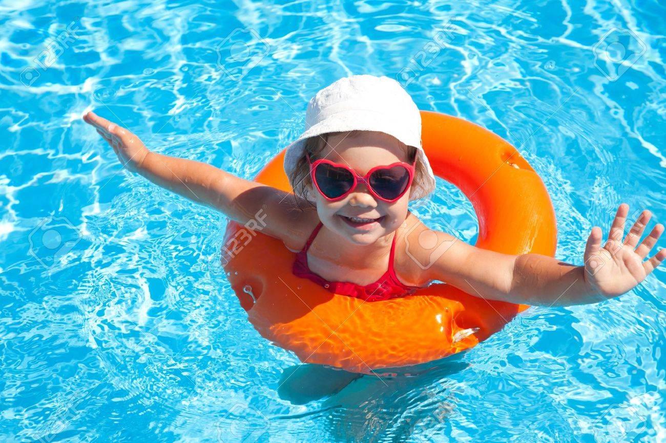 image drole a la piscine