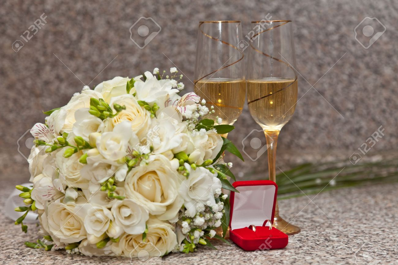 bouquet stock bride image free of royalty photo elegant rings and photos
