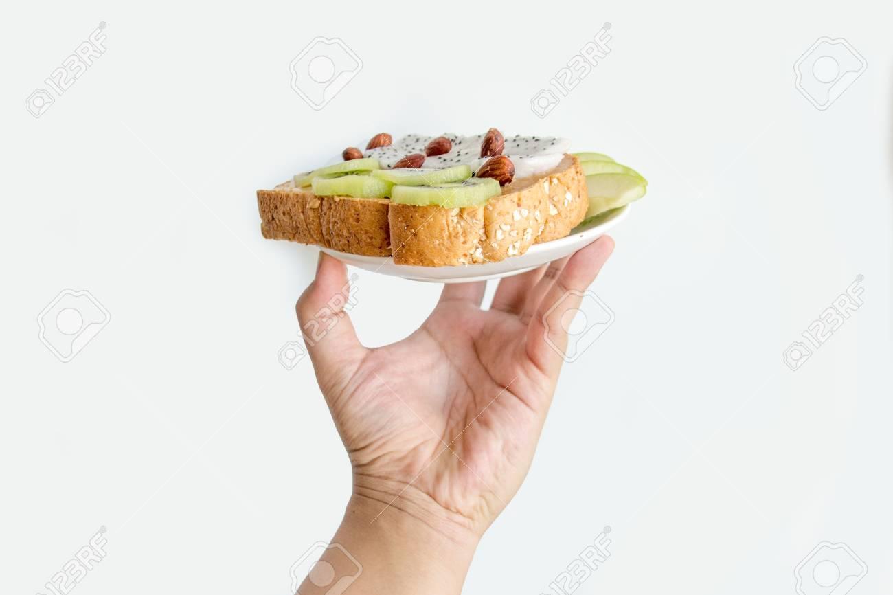 Mantequilla de mani y dieta