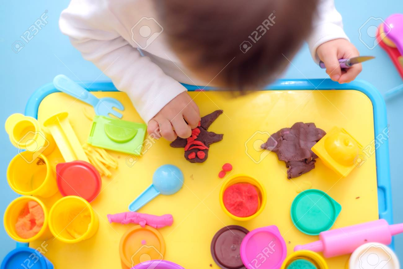 Top View Of Little Asian 18 Months Old Toddler Baby Boy Child Stock Photo Picture And Royalty Free Image Image 103035848