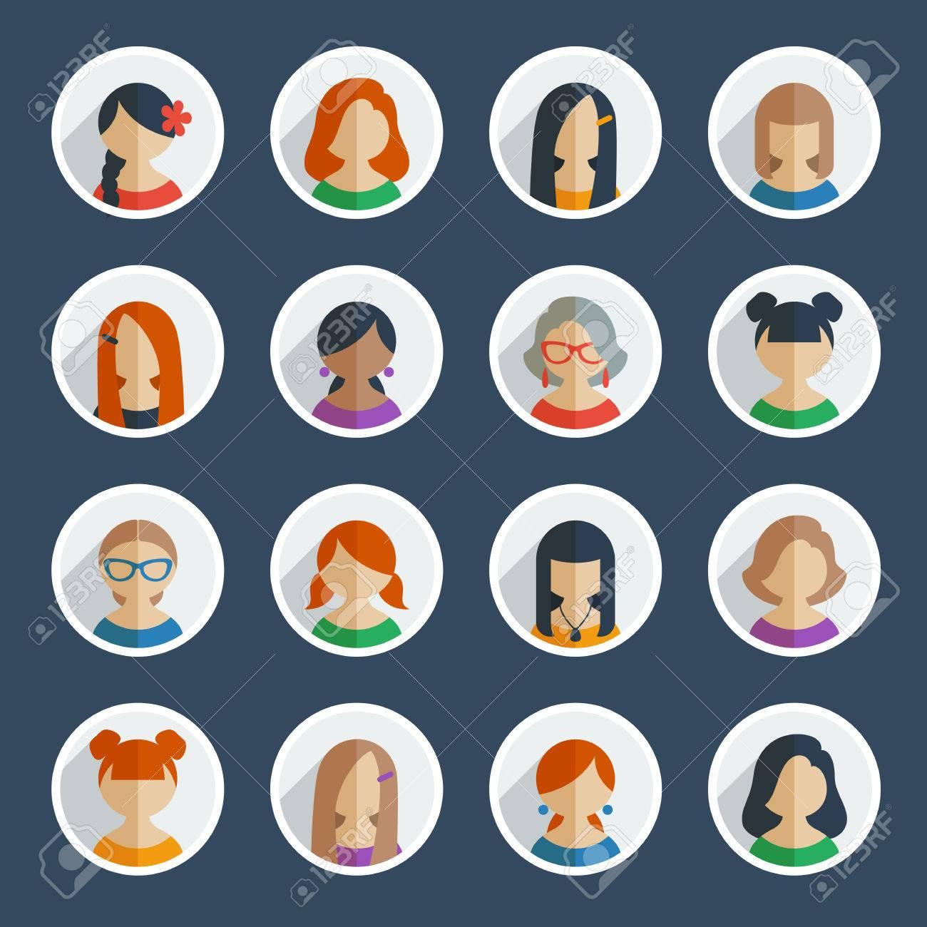 Free female sex avatars