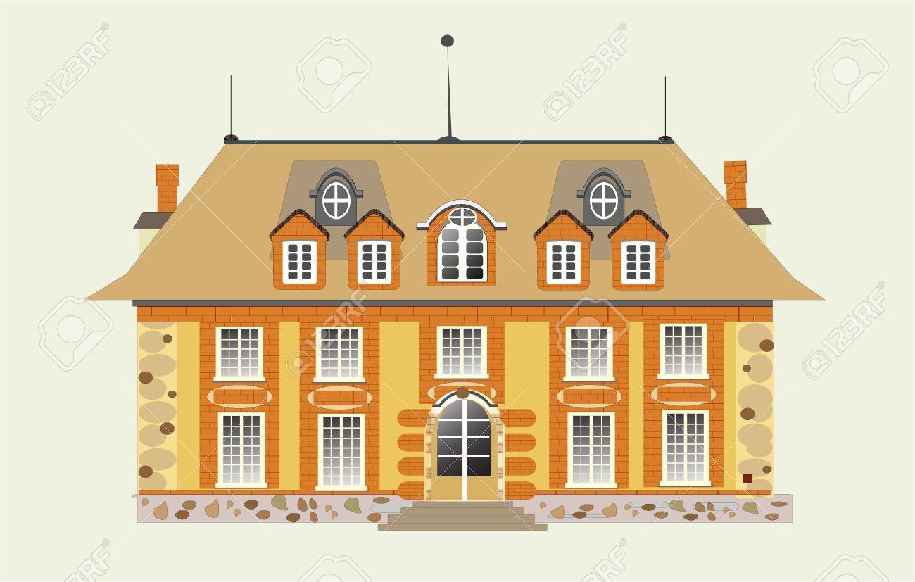 house vector Stock Vector - 10366335