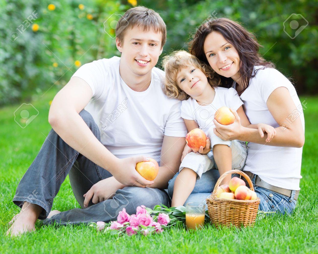 С женой на пикнике 25 фотография