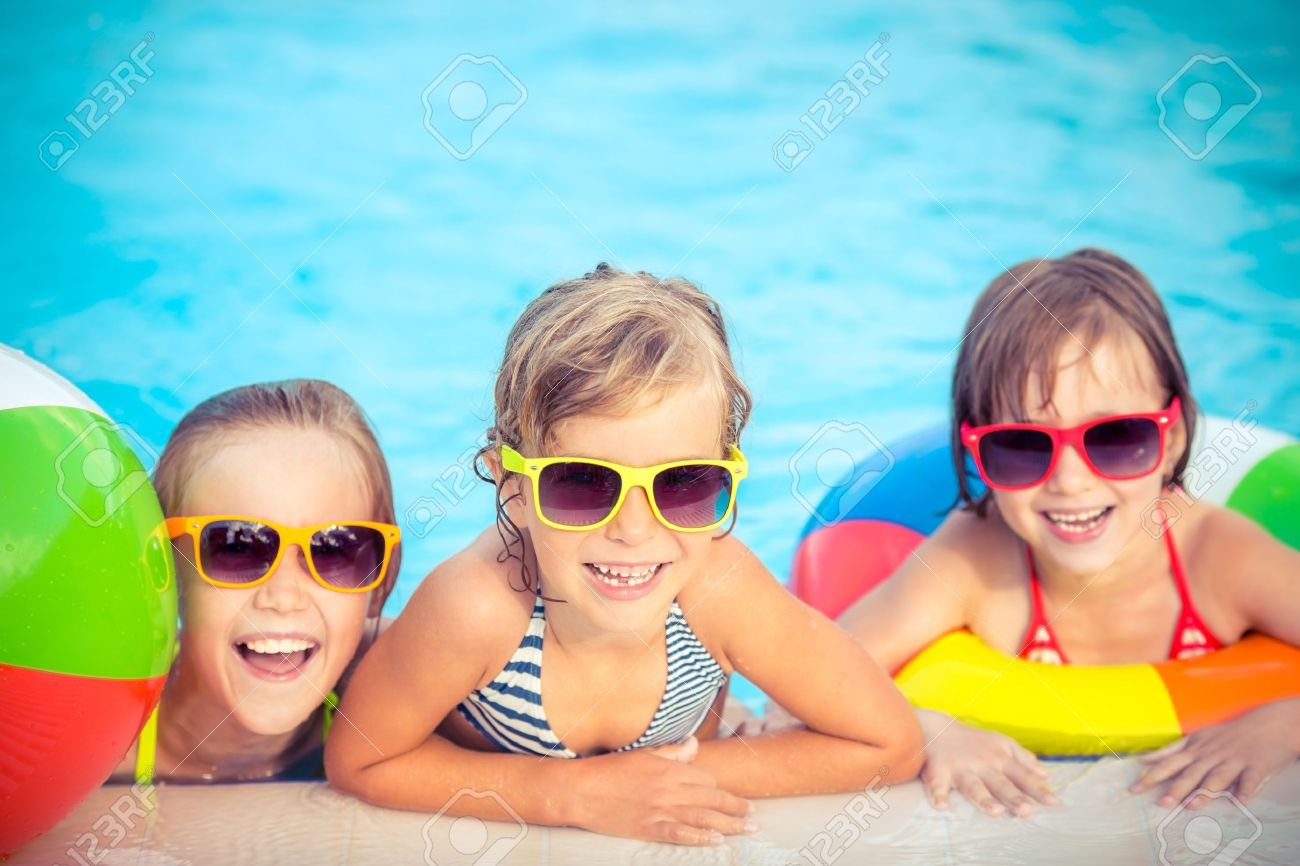 Картинки для детей лето и дети