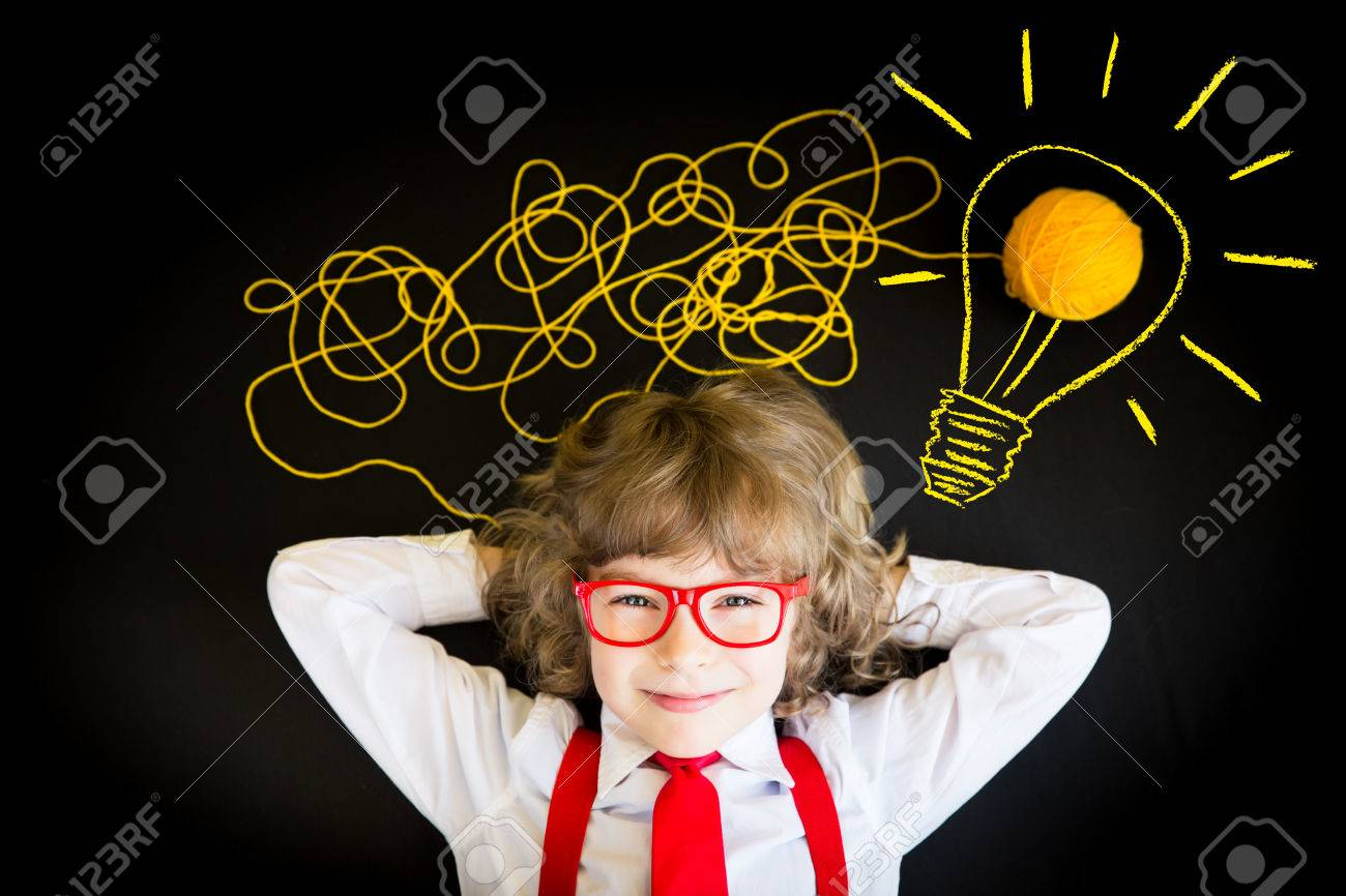 Portrait of young businessman in office. Success, creative and innovation concept Stock Photo - 52590211