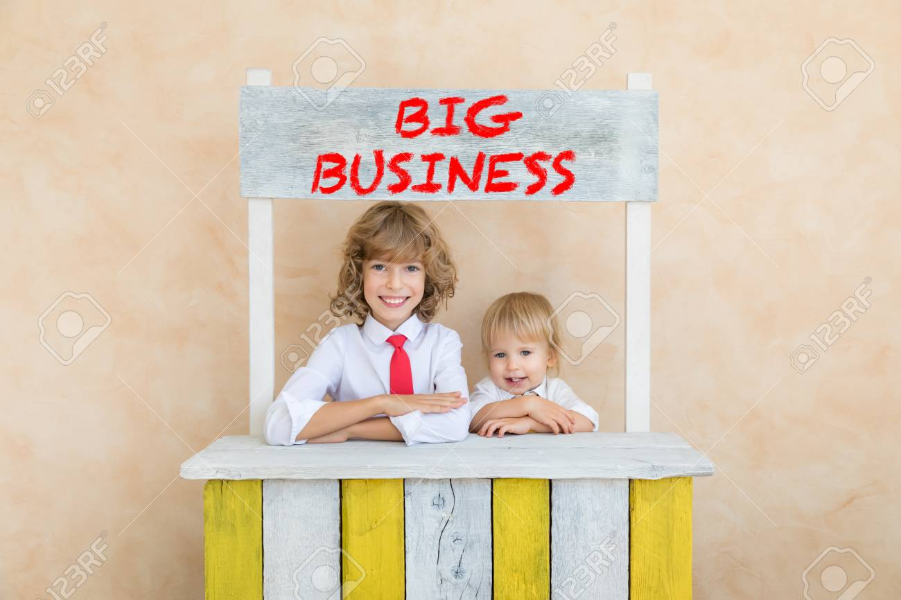business idea for kids