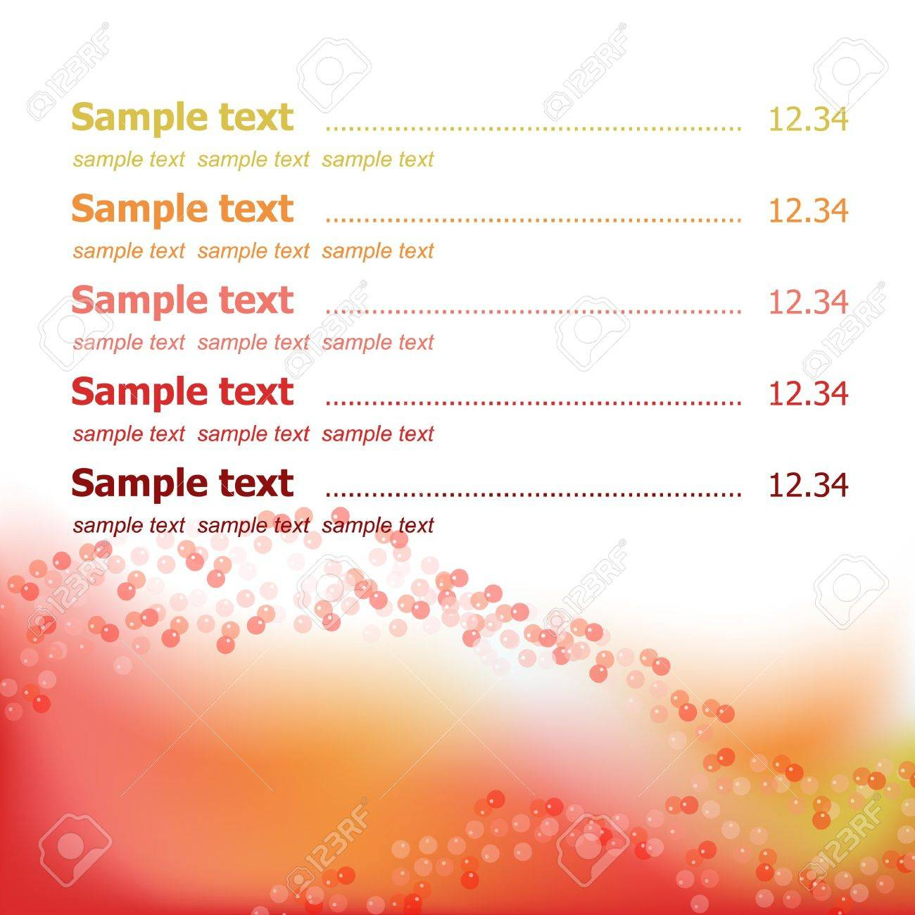 Abstract sweet colors background Stock Photo - 6799746