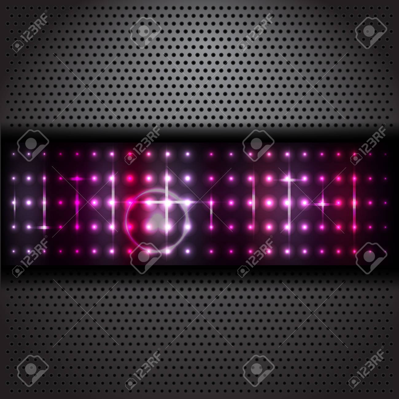 Vector black texture background with color insert Stock Vector - 14931680