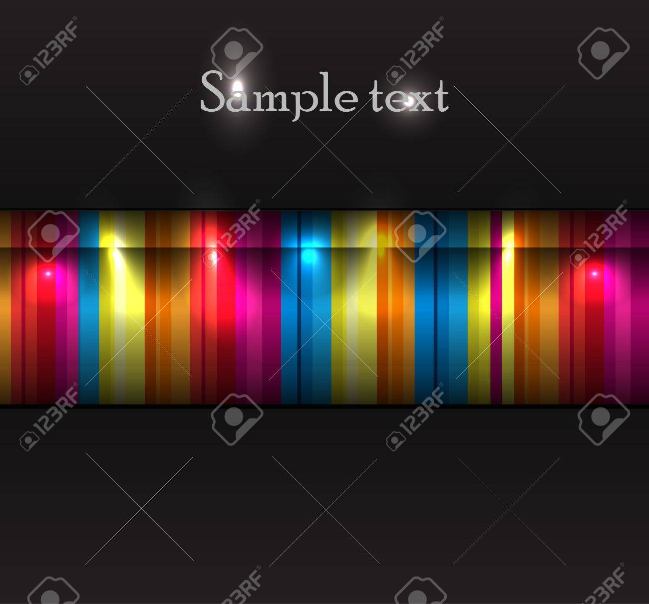 Vector black texture background. Color insert Stock Vector - 14930193