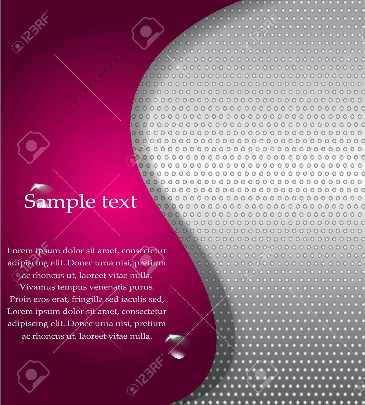 Vector shiny metal color background Stock Vector - 17827023