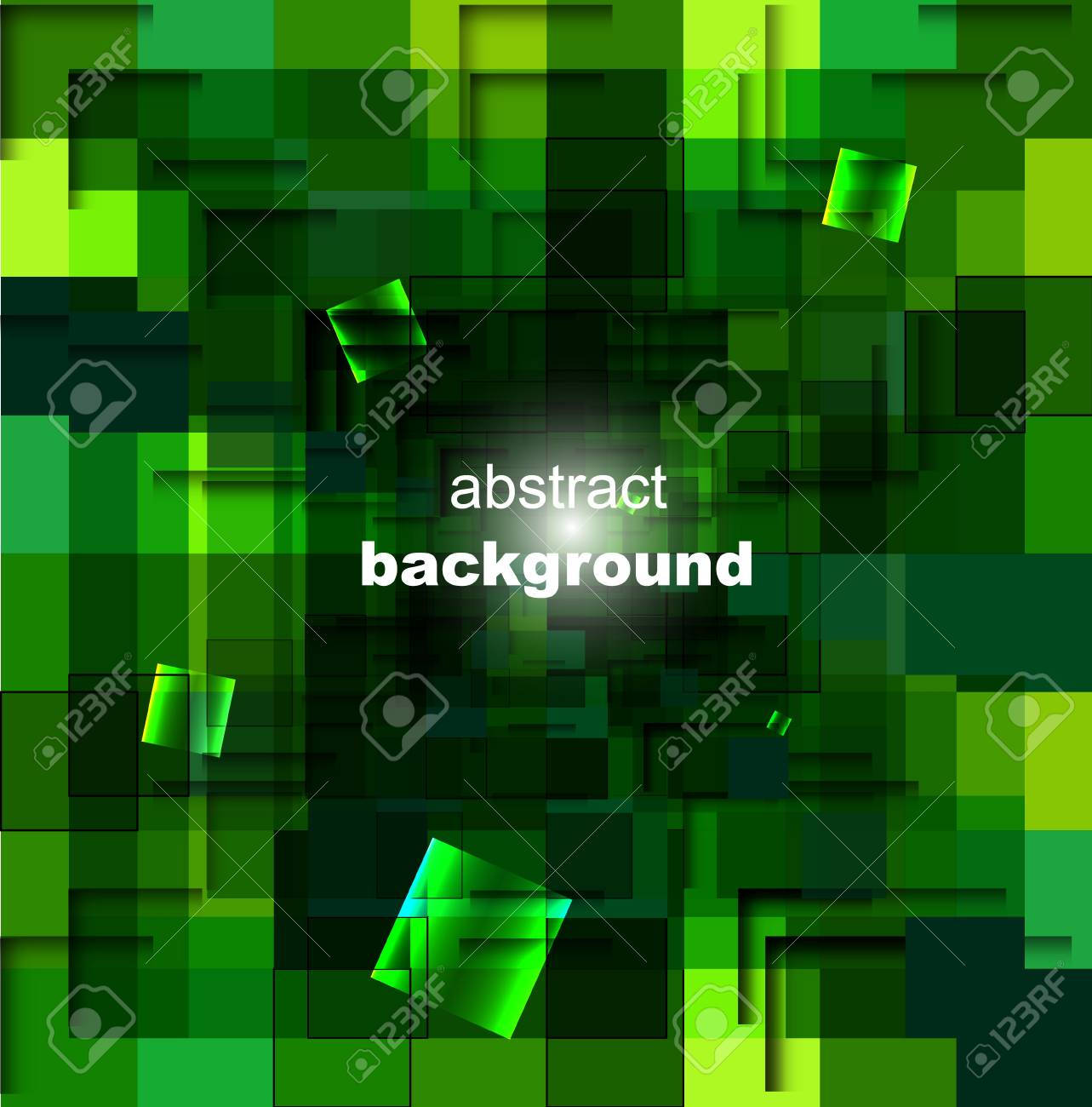 Vector mosaic tile background Stock Vector - 17826992