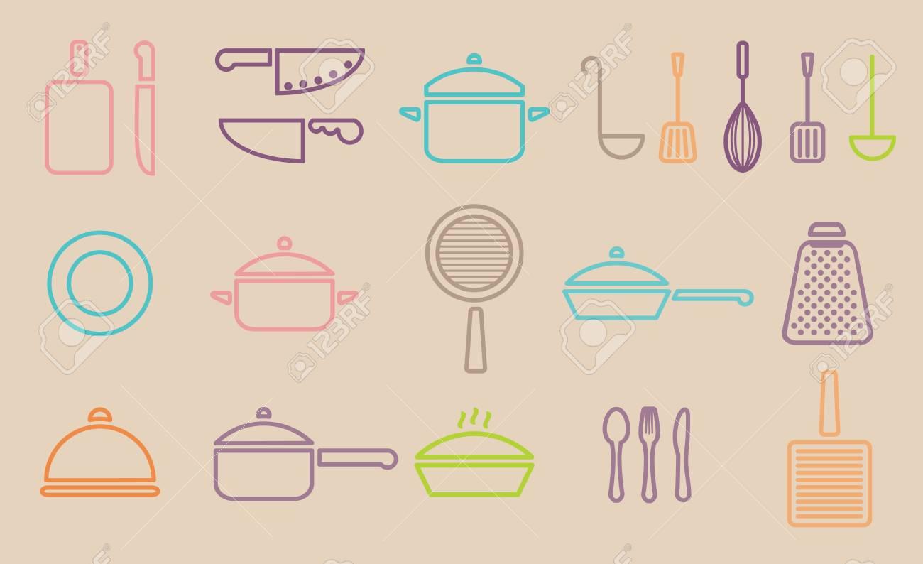 Fantástico Herramienta De Cocina De Diseño En Línea Inspiración ...