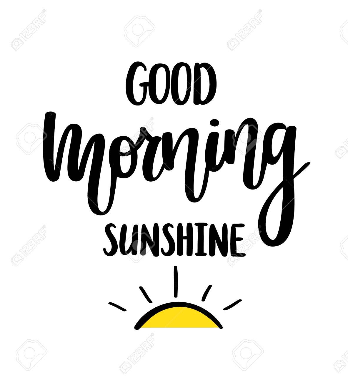 Guten Morgen Sonnenschein Bilder 20 Best Guten Morgen