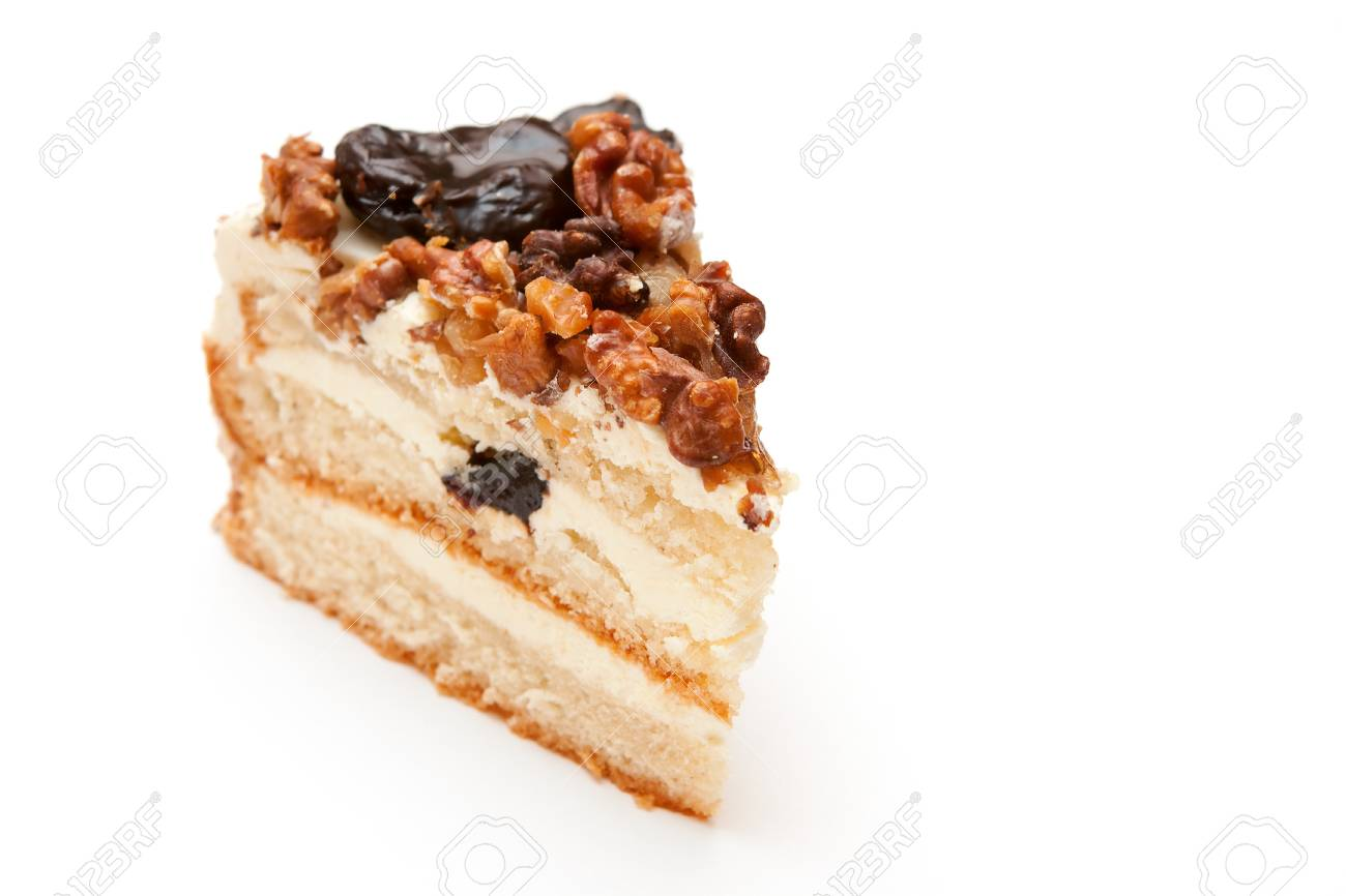 Sponge cake with prunes and walnuts: a recipe, cooking features and reviews 4