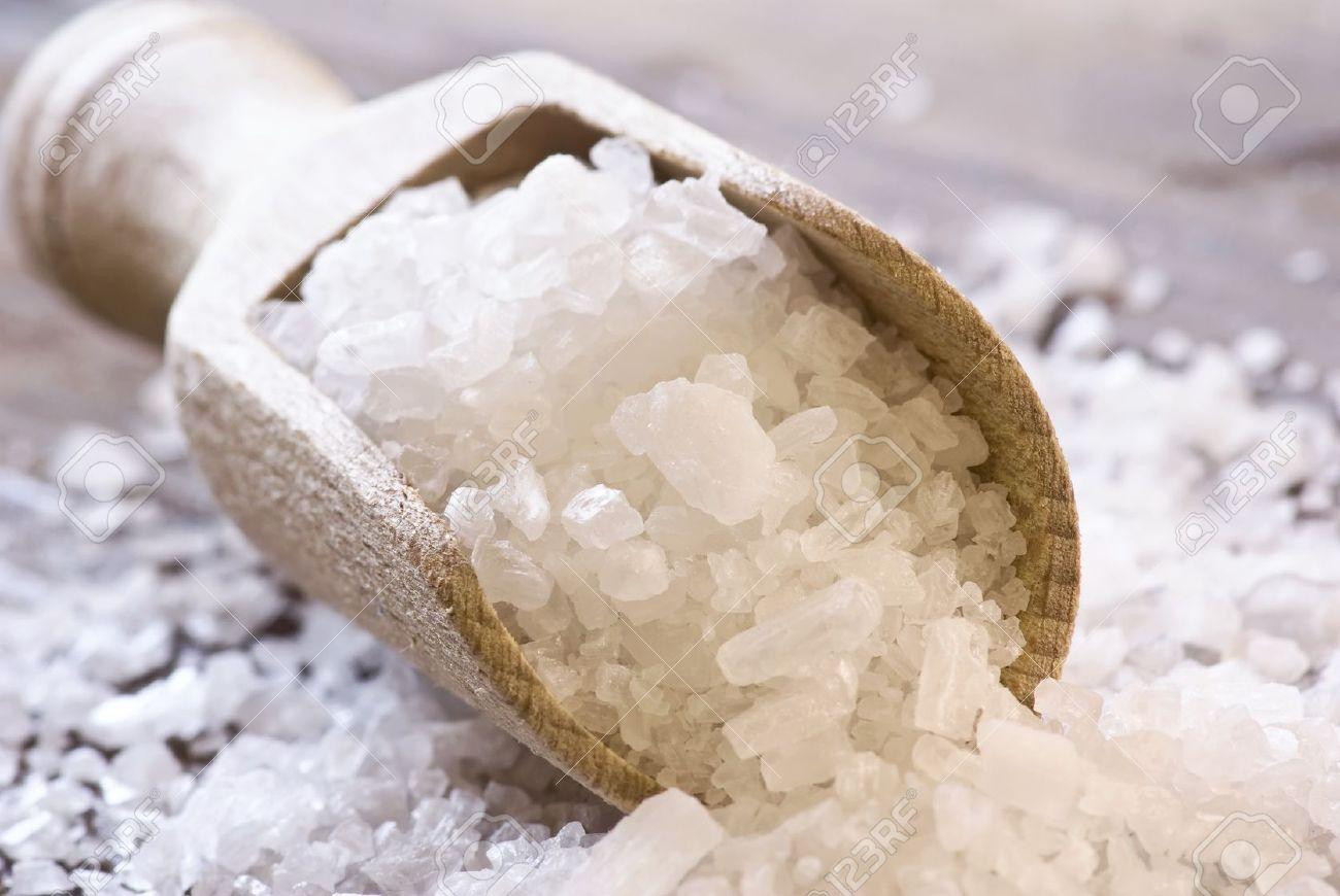 Sea Salt on a Shovel - 9036050