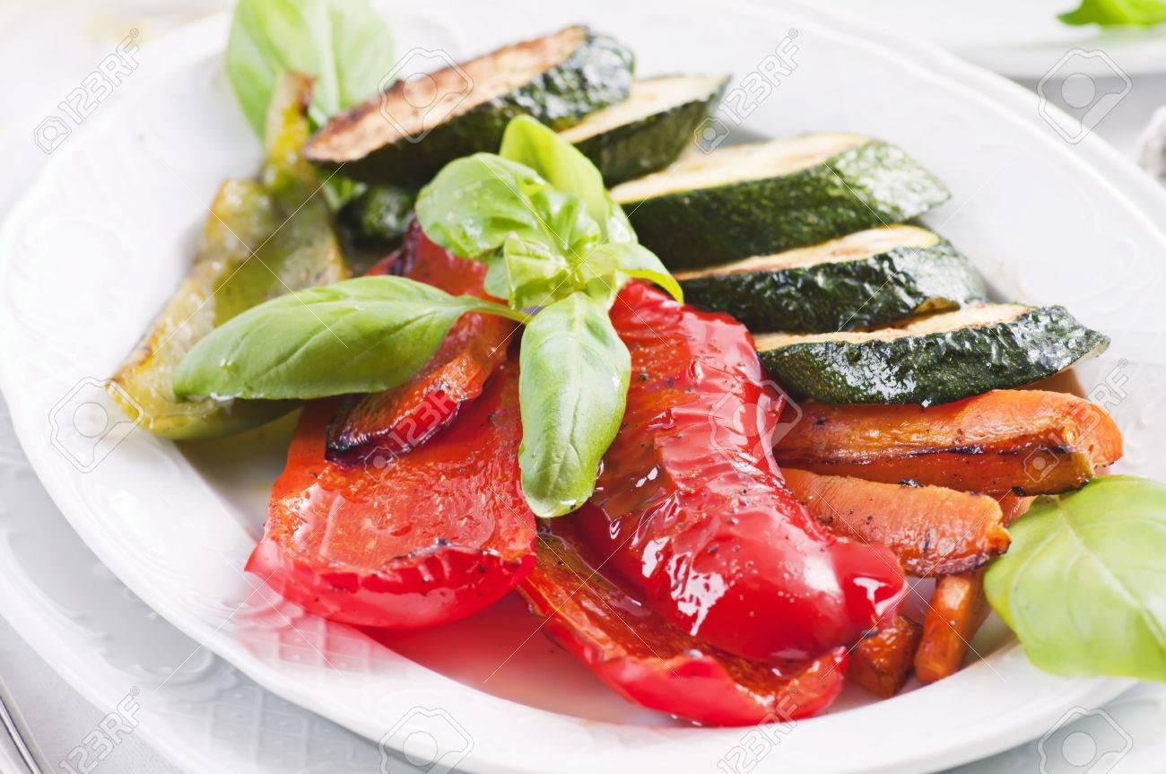 Vegetable Tapas Stock Photo - 10375927