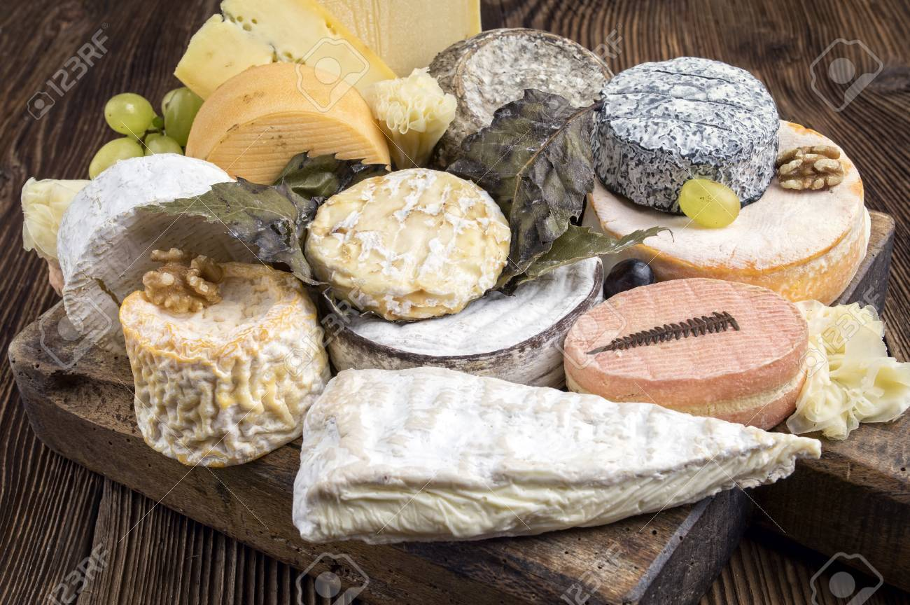 ... french cheese plate stock photo 35365124 ... & French Cheese Plate - Swiss Cheeses