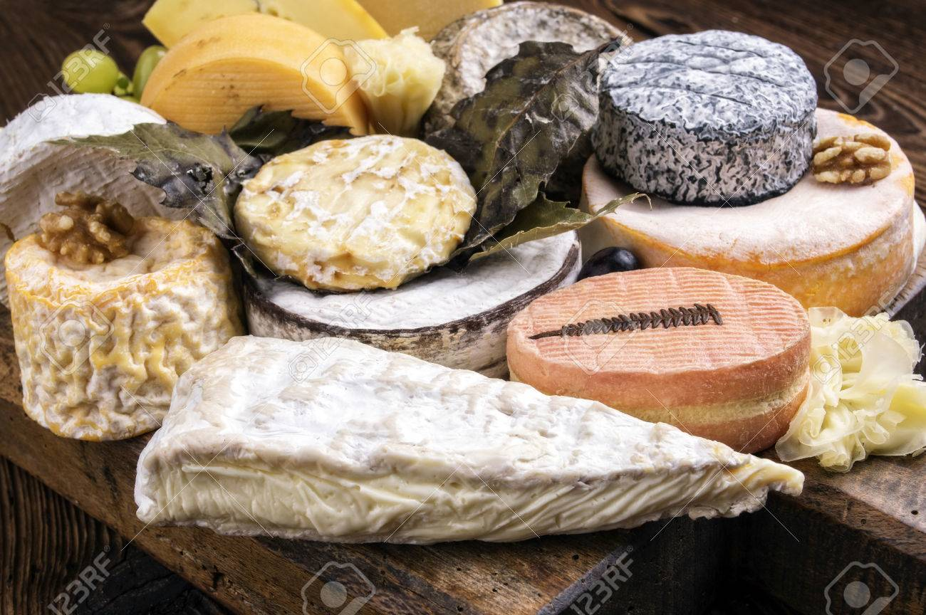 french cheese plate Stock Photo - 37774013 & French Cheese Plate Stock Photo Picture And Royalty Free Image ...
