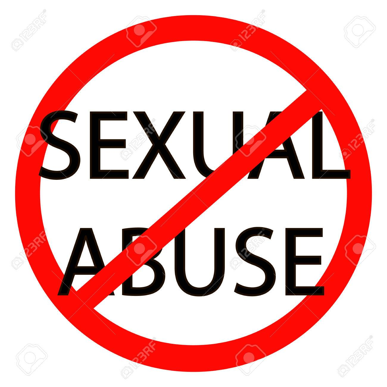 stop sexual abuse vector red stop sign royalty free cliparts rh 123rf com Abuse Clip Art Black and White Physical Abuse Clip Art