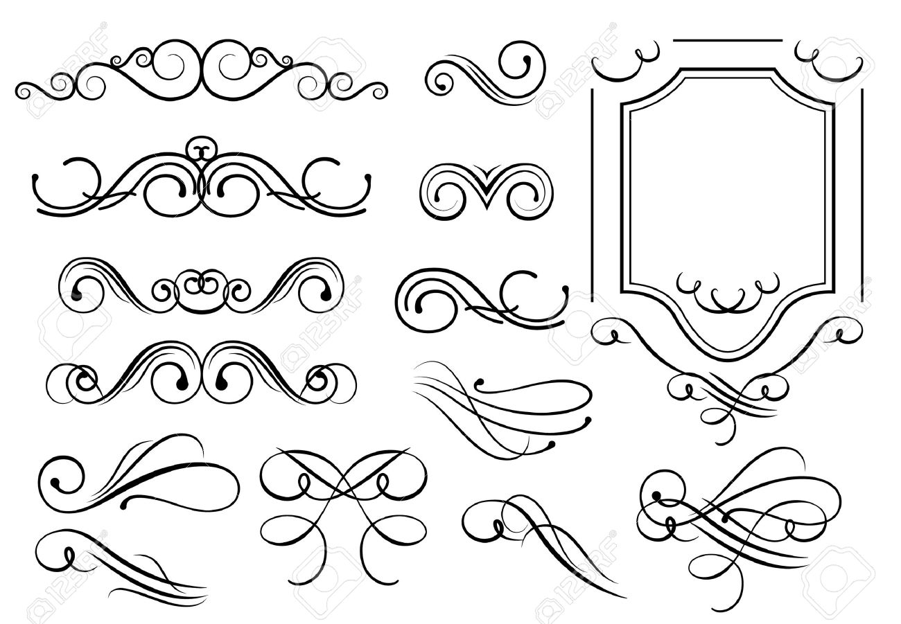 The Design Elements Royalty Free Cliparts, Vectors, And Stock ...