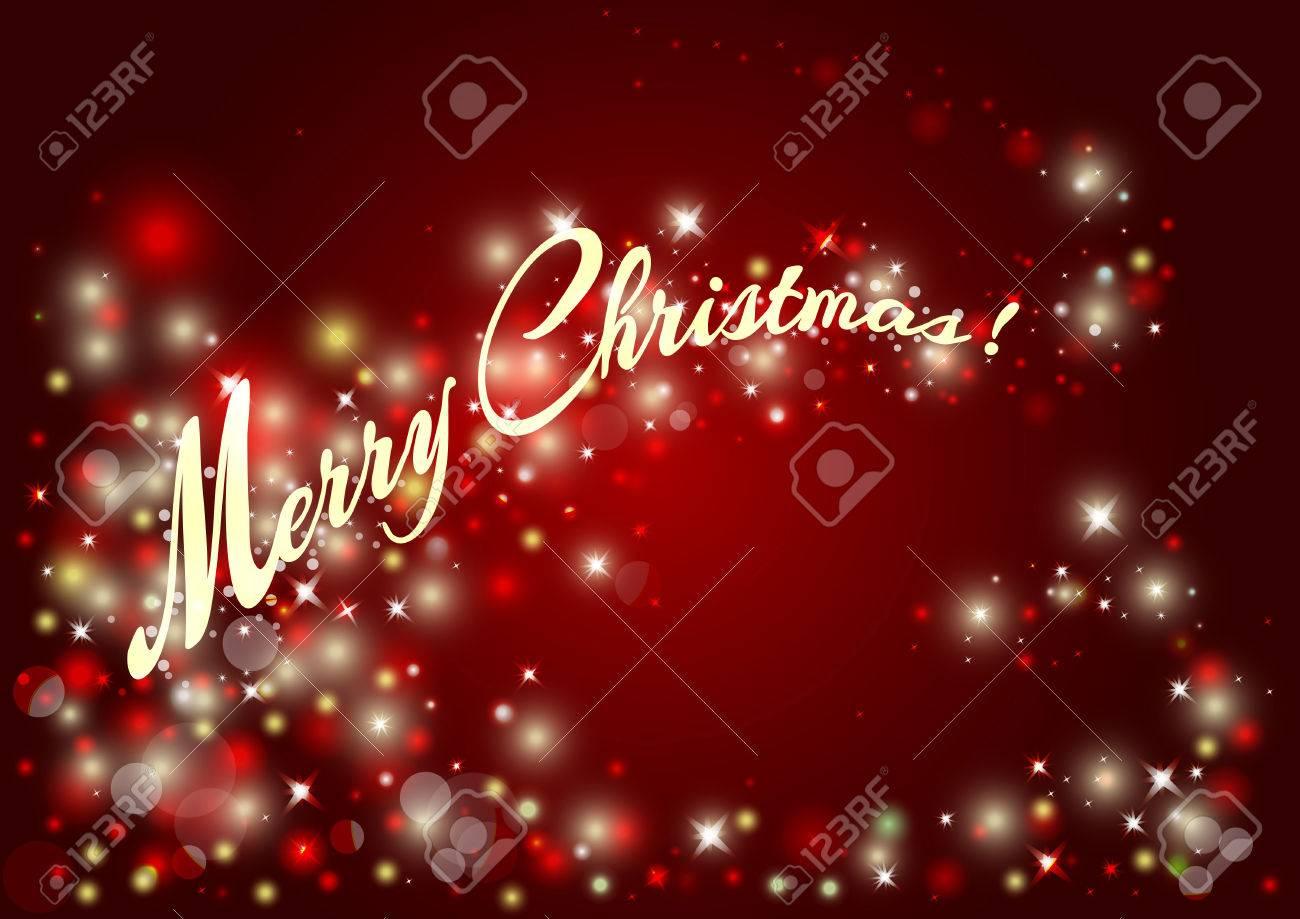 Joyeux Noel Celebrations Depliant Banniere Affiche Ou D Invitation Avec Le Texte Brillant Un Message De Joyeux Noel Avec Des Lumieres