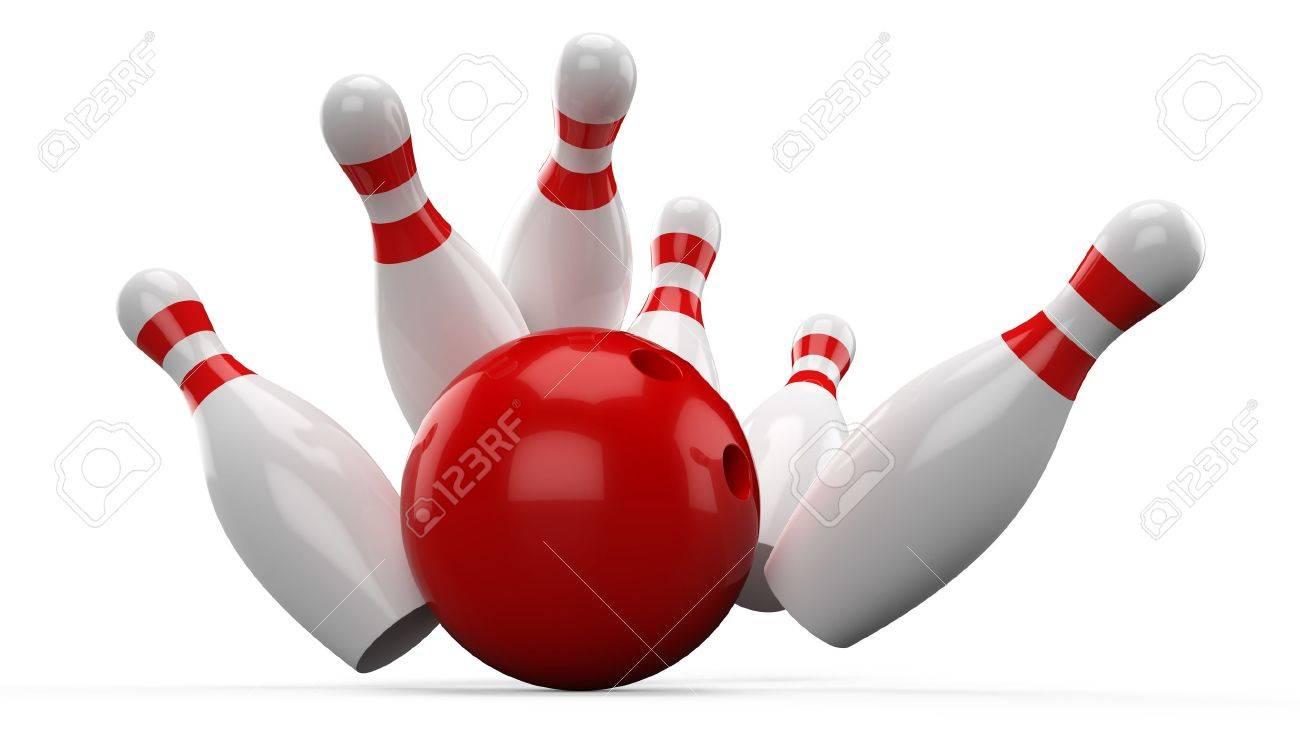 17718803-3D-Bowling-ball-crashing-into-the-pins--Stock-Photo-bowling-strike