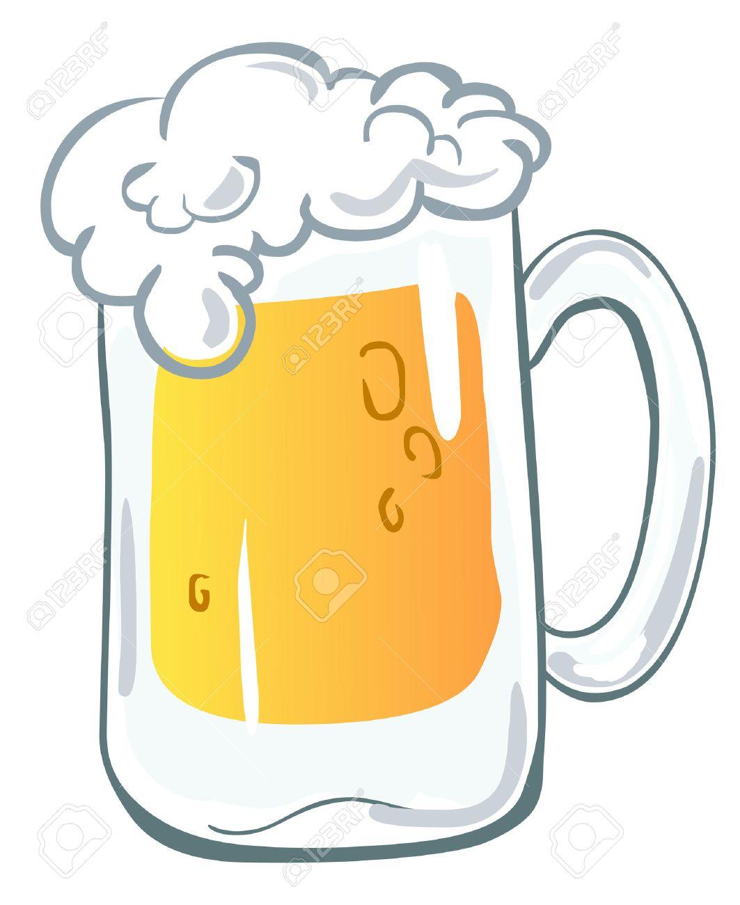 Beer mug Stock Vector - 7699414