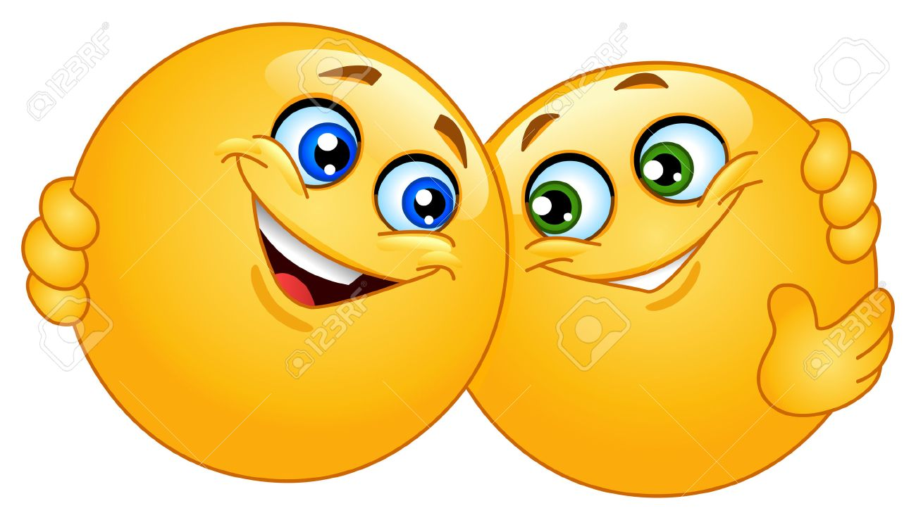 Emoji hug smiley 🤗 Hugging
