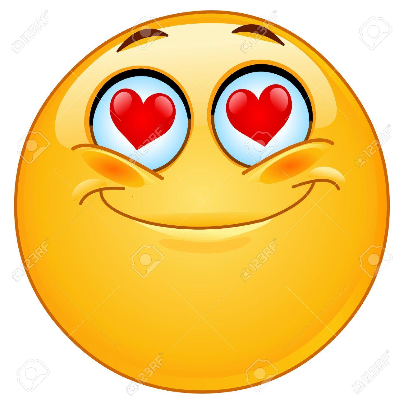 8598200-In-love-emoticon-Stock-Vector-sm