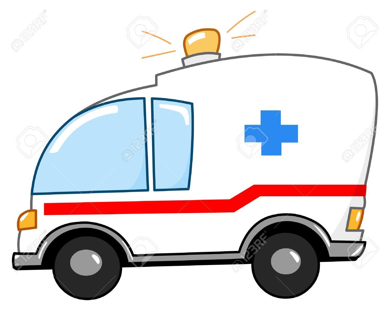 Ambulance Car Drawing Ambulance Cartoon Car