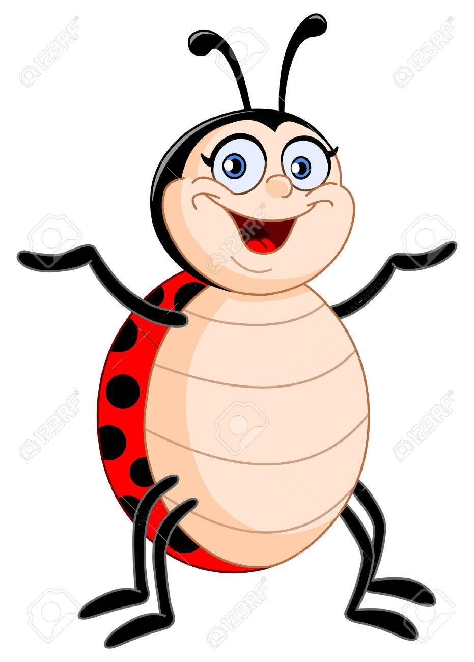 Lady bug Stock Vector - 8894923